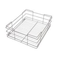 Stainless Steel 15X20X06 Plain Kitchen Basket